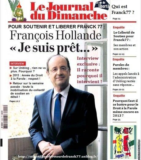 Soutien à Franck77 : Interview exclusive sur le JDD ! dans bonnehumeur/isanew le-journal-du-dimanche-franck77