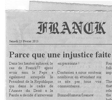MEME LA PRESSE S'EN MELE .... dans Kayado newspaper