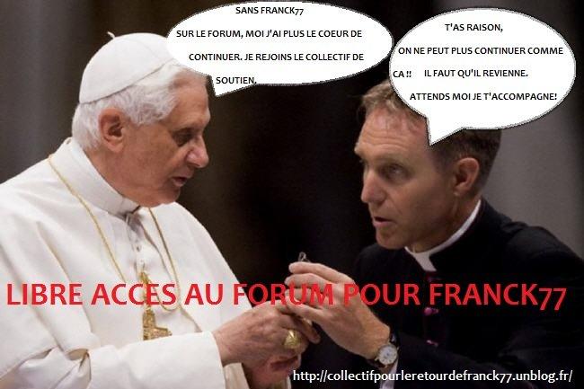 Une aide divine pour FRANCK77 ! dans Brigitte pape-et-franck1